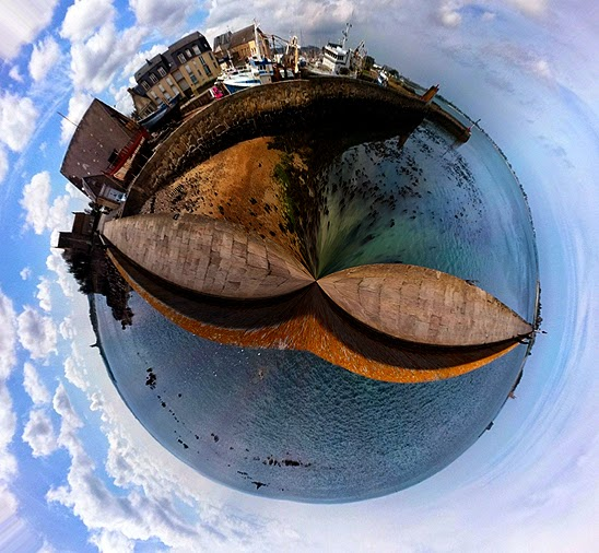 little planet st vaast la hougue