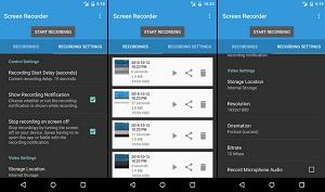 aplikasi perekam layar android apk gratis