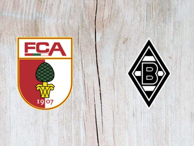 Augsburg vs Borussia Monchengladbach - Highlights 01 September 2018