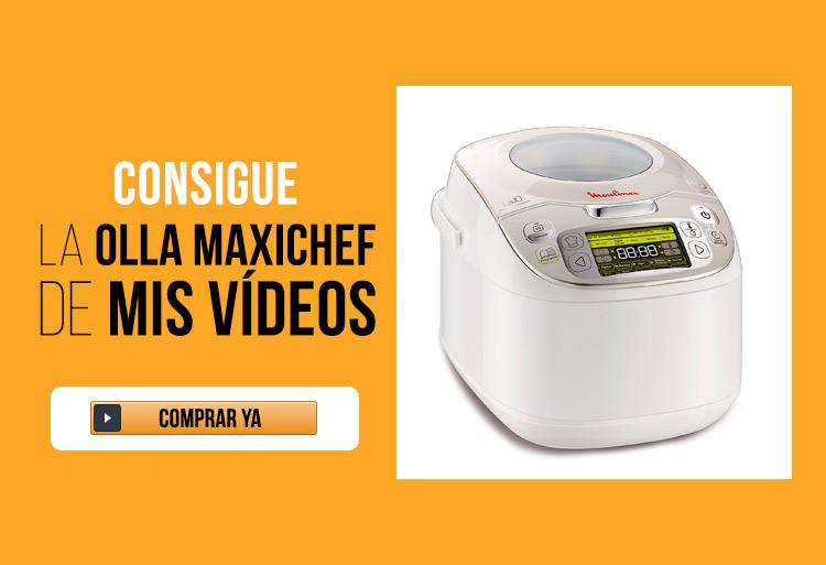 Olla Multifunción Moulinex Maxichef Advanced MK8121