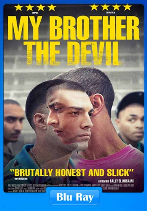 My Brother The Devil 2012 BRRip 480p 300MB Movie Poster