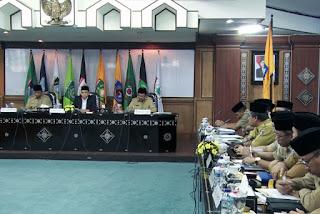 <b>Antisipasi Kekeringan, Gubernur Minta BPBD Perkuat Koordinasi Dengan Dinsos dan  BWS</b>