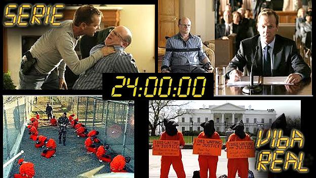 Profecias série 24 Horas - Prisões secretas