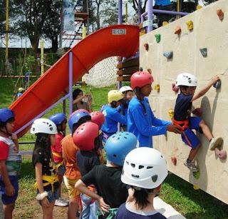 Outbound Anak di Makassar 3