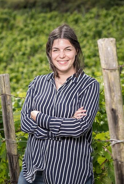Weinmajestät Julia Spyra
