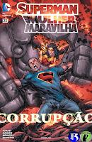 Os Novos 52! Superman & Mulher Maravilha #23