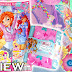 Winx French Magazine 3/2016 REVIEW
