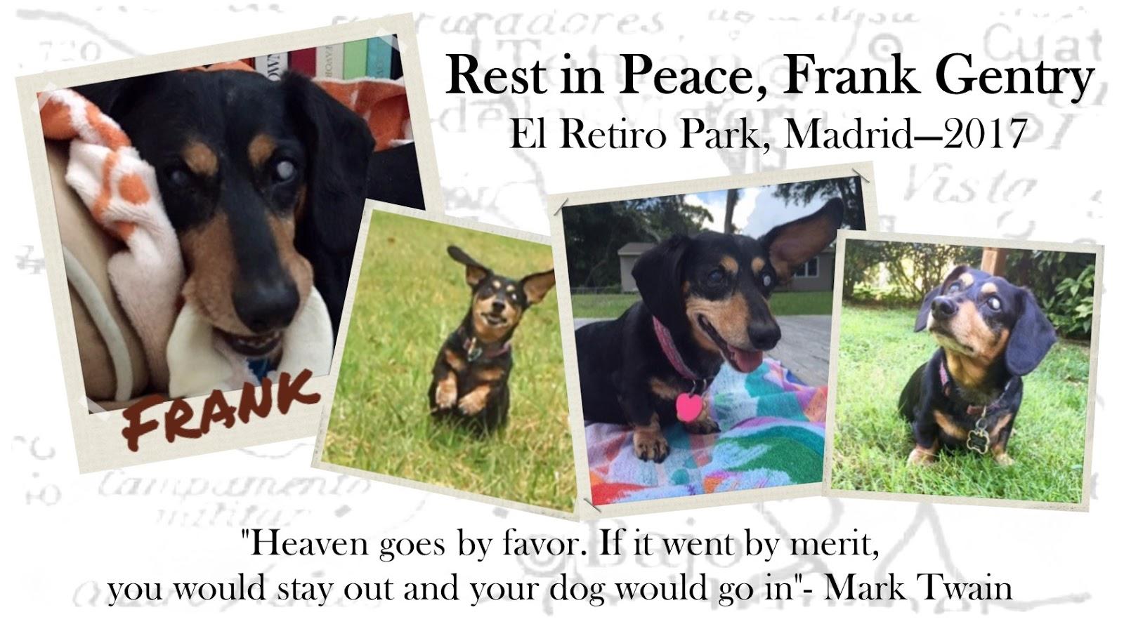Memorial - Frank