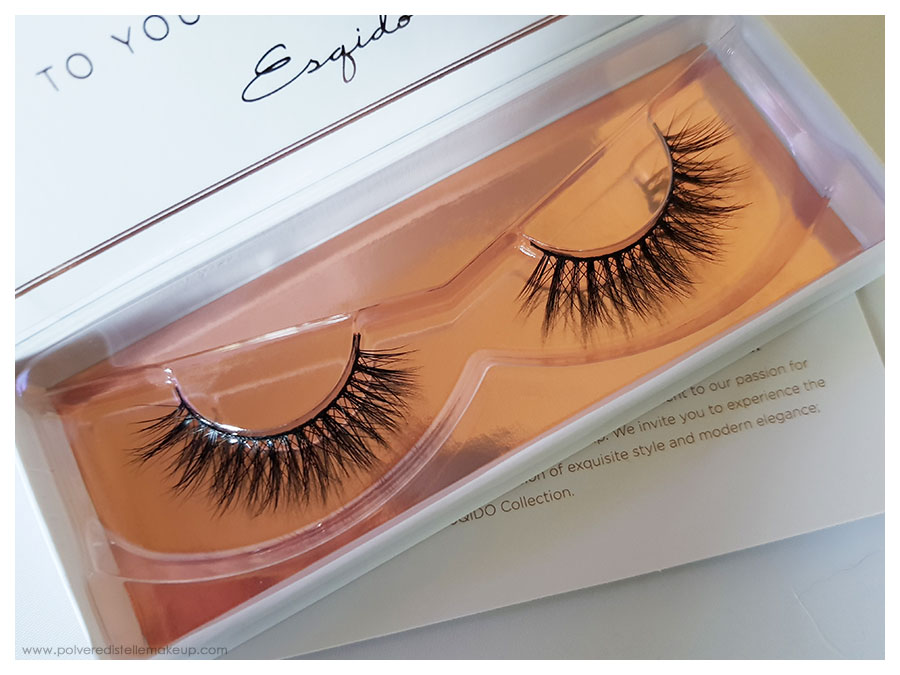 Lashes Named Desire Esqido mink lashes