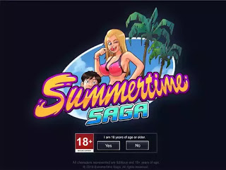 Summertime Saga MOD APK [UNLOCKED ALL]
