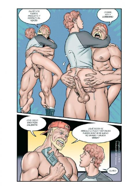 секс порно гей комиксы