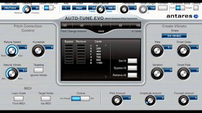 Antares Autotune Evo v6 0 9 VST RTAS