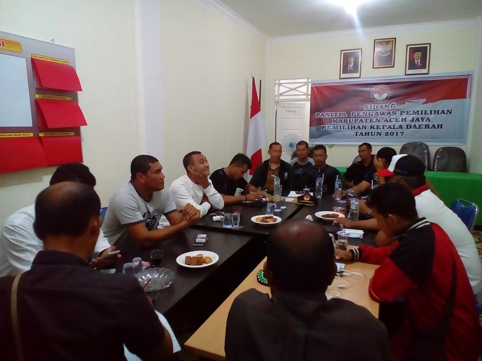Buntut Bendera PA Dibakar, Kapolres Aceh Jaya Gelar Pertemuan