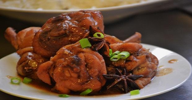 Chicken Pares Recipe