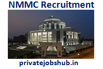 NMMC Recruitment
