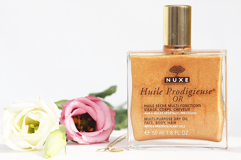 Suchy olejek Nuxe Huile Prodigieuse Oil OR
