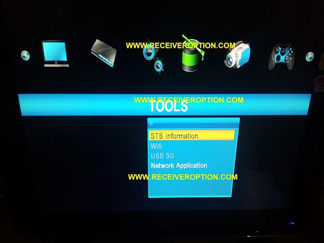 ECHOLINK 8080 SUPER HD RECEIVER DUMP FILE