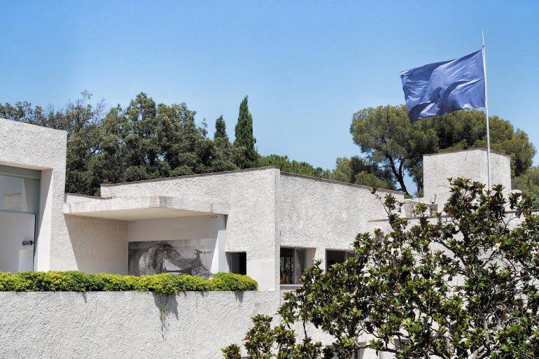 Visite de la villa Noailles à Hyères