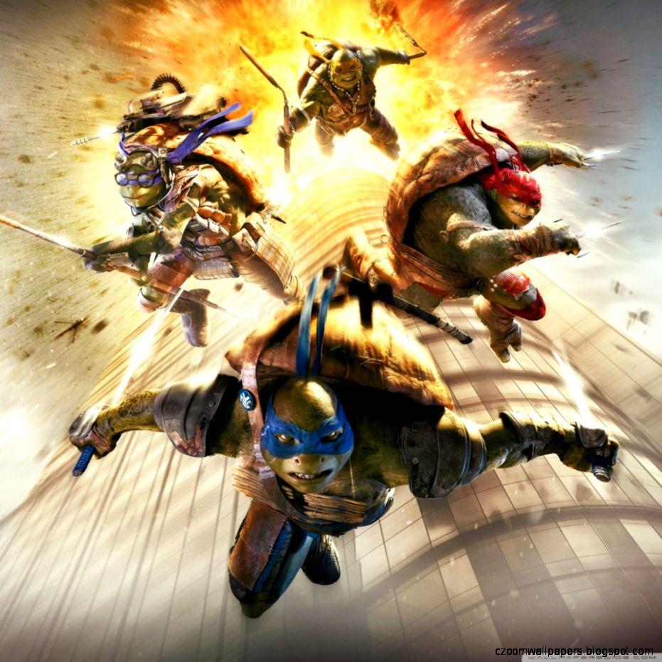 Teenage Mutant Ninja Turtles 2 2016 Hd Wallpapers Zoom Wallpapers