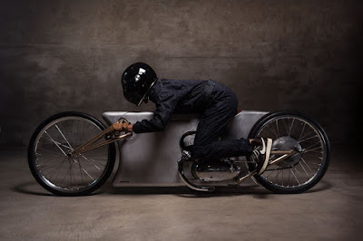 """Jawa 350 Steam-Punk """"Easy"""" by Urban Motor"""