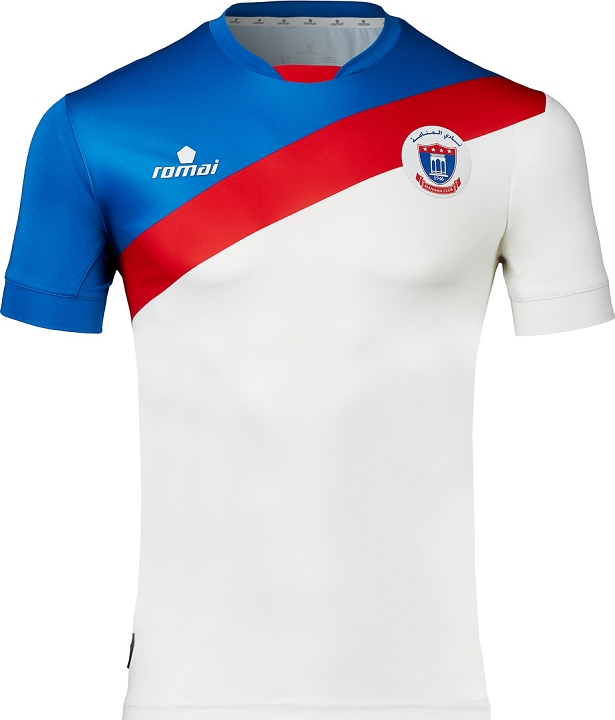 1258b6ff9d Romai divulga as novas camisas do Manama Club - Show de Camisas