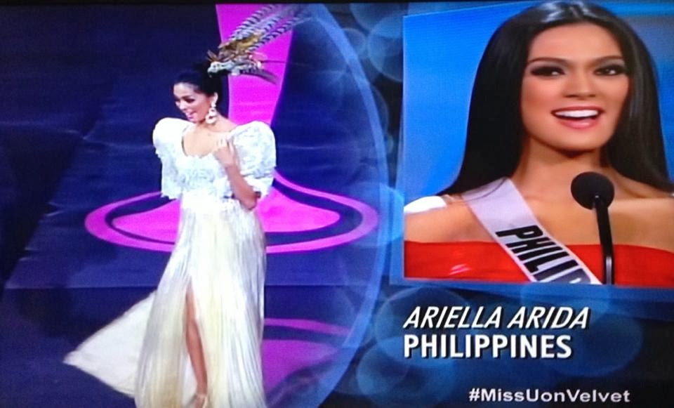 HIGHLIGHTS] Miss Philippines is 3rd Runner-Up in Miss
