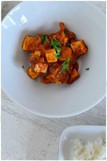 Tikka Masala Vegano- soja texturizada-Receta en 10 minutos super fácil!- tikka masala receta- tikka masala mercadona- tikka masala salsa-