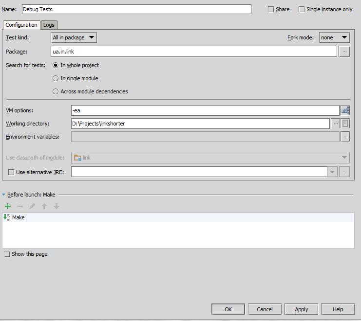 Proger's blog: How to debug Maven tests in IntelliJ IDEA