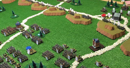 Battle of Buçaco after action report