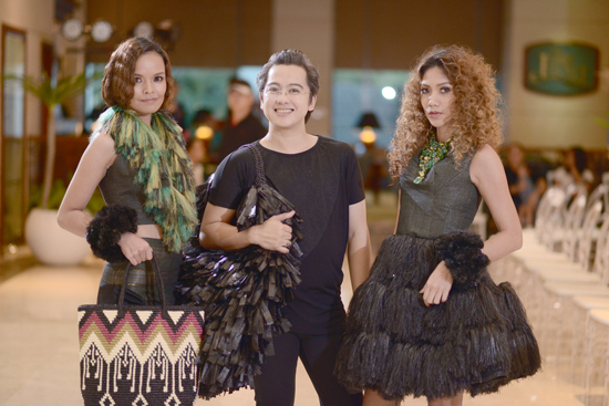 #MarcoPoloDavao CELEBRATES KADAYAWAN 2016 WITH A FASHION SHOW