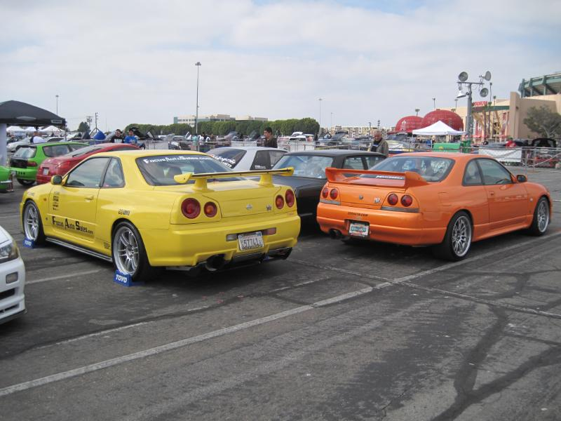 When Will the R33 Skyline Be Legal in the USA? - Nissan