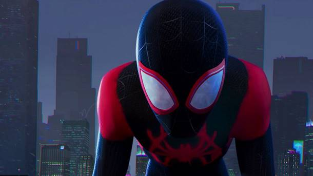 Villain Film Spider-Man Into the Spider-Verse