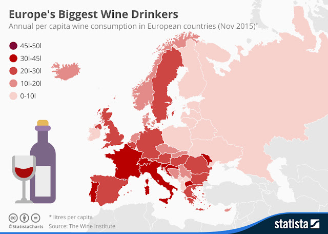 germany wine consumption per capita chart