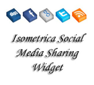 In this postal service im gonna explicate how to add together Isometrica social sharing buttons for Isometrica Social Media Sharing Widget For Blogger