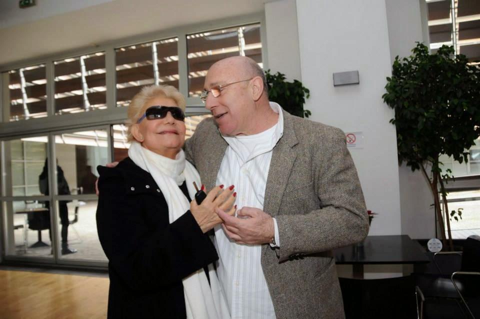 Ο Γιώργος Λούκος ανακοινώνει επίσημα τη συνεργασία του με τη Μαρινέλλα, στο Φεστιβάλ Αθηνών και Επιδαύρου 2015