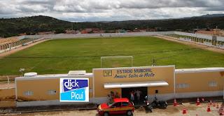 Estádio Municipal em Picuí envergonha cidade em jogos regionais