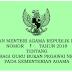 KMA No 1 tahun 2018; Insentif Guru Bukan PNS Kemenag