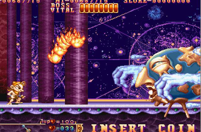Three Wonders Final Boss Screenshot