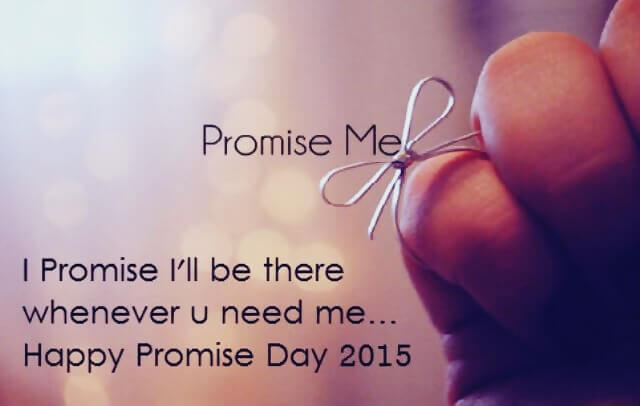 Awesome Promise Day Quotes For Boyfriend, Girlfriends Husband And Wife