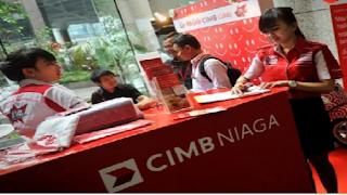 Lowongan Kerja PT. Bank CIMB Niaga Tbk