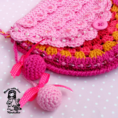 crochet by Vendulka, Magic with hook and needles, crochet patterns, DIY,