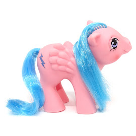 MLP Baby Firefly Year Three Play and Care G1 Pony