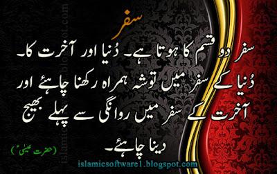 aqwale zareen in urdu