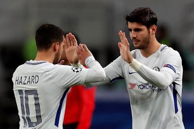 Chelsea vs Atletico Madrid Highlight