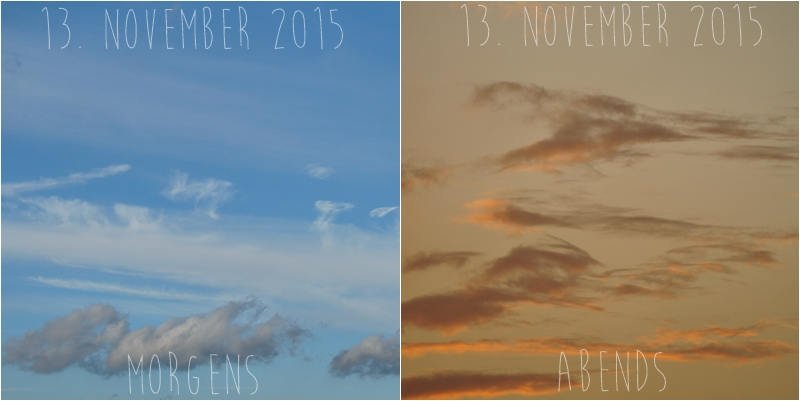 Blog + Fotografie by it's me! - Himmel am 13.11.2015