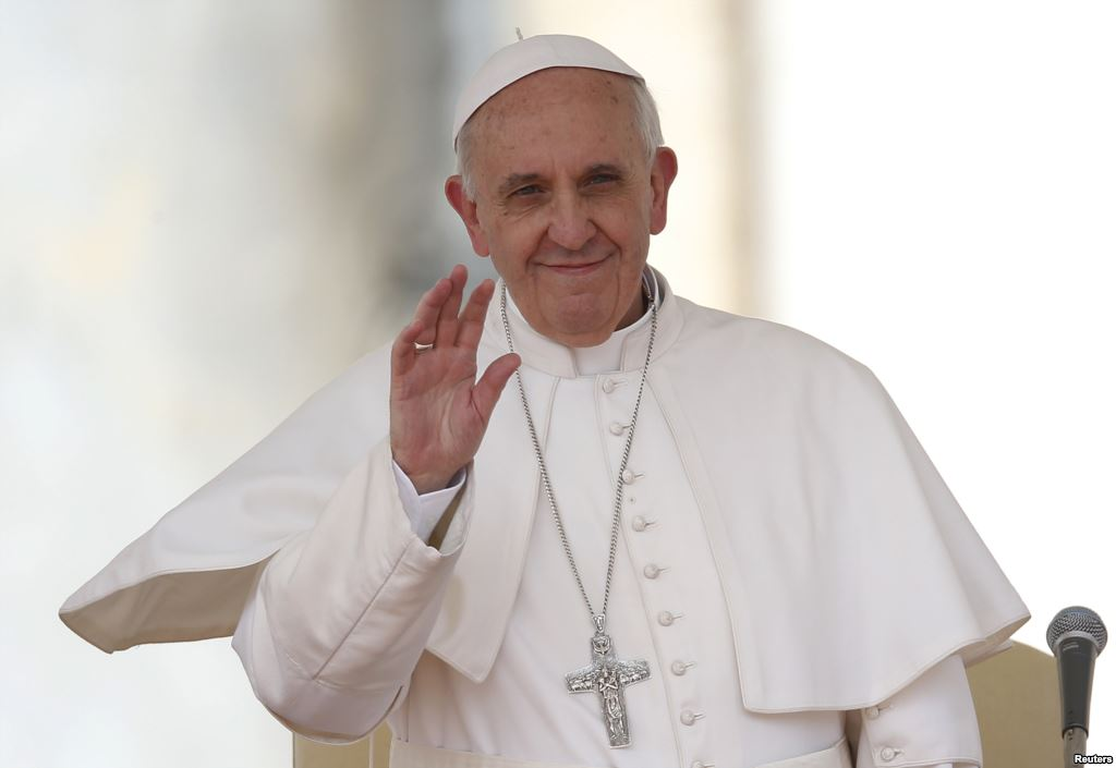 Pembelaan Paus Fransiskus Terhadap Islam Yang Dianggap Sumber Teror