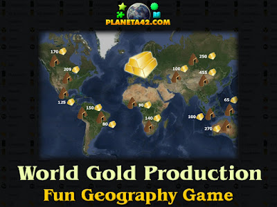 Gold Production Game
