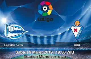 Prediksi Deportivo Alaves vs Eibar 9 Maret 2019