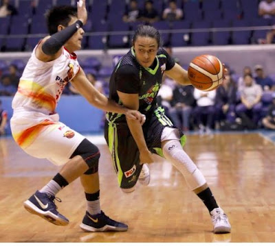 Global Port Repel Phoenix, Terrence Romeo Scored 21 points wearing Kobe Shoe