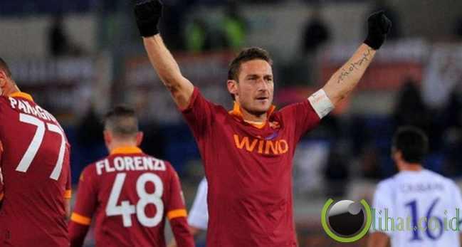 Fransesco Totti (AS Roma)